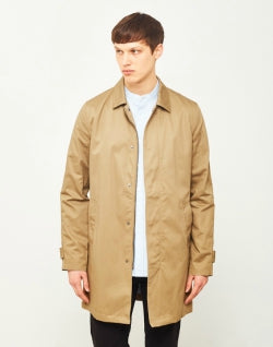 ONLY SONS Neur Trench Coat Camel mens