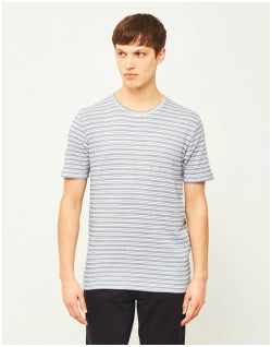 ONLY & SONSPoulper Fitted Fishtail T-Shirt White Mens