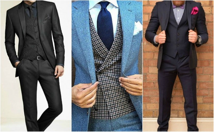 Outfit Grid Custom Wedding Suits