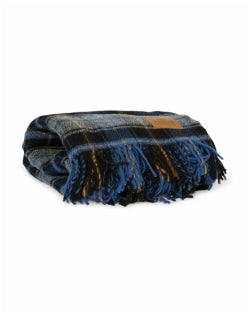 PENDLETON Motor Robes Blanket Blue Mens