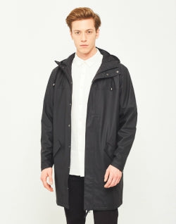 RAINS Alpine Jacket Black mens