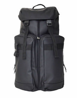RAINS Mens Utility Bag Black