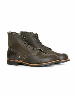 RED WING Iron Ranger Boot Navy Mens