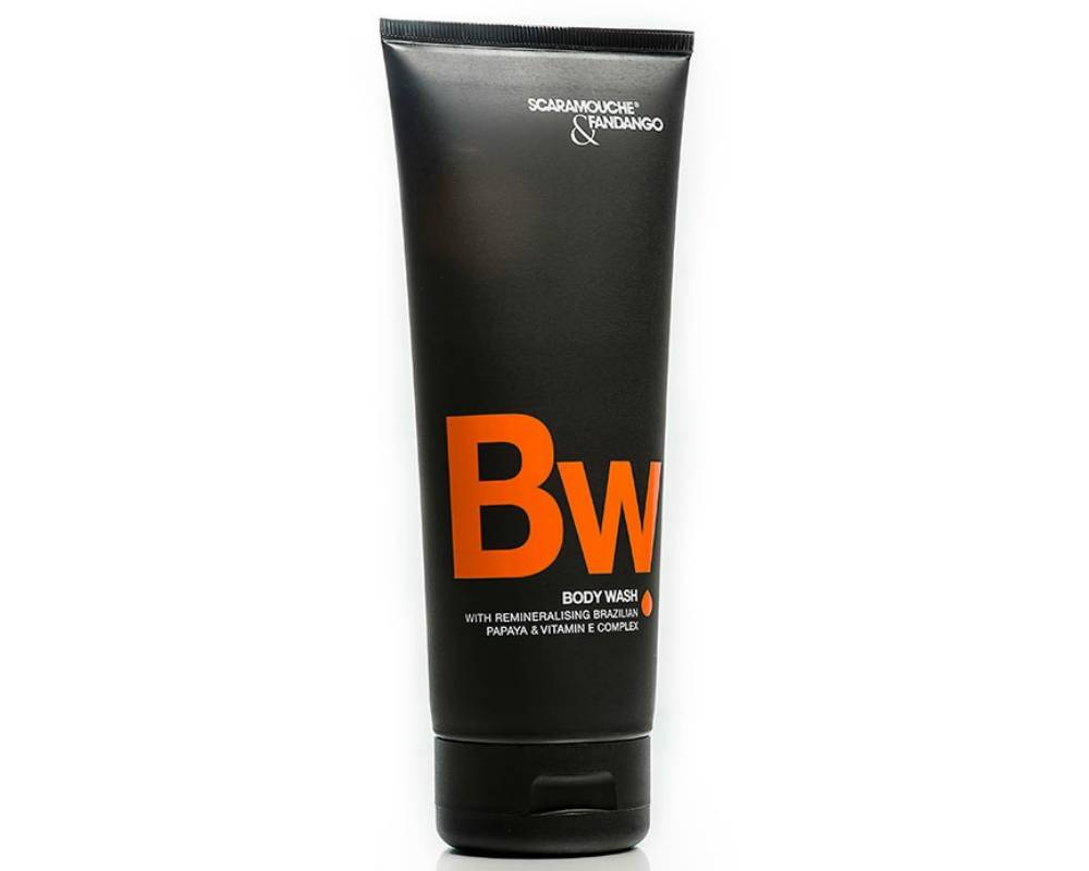 scaramouche fandango body wash 200ml