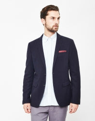 SELECTED Alex Mens Blazer Dark Blue