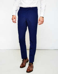 SELECTED Mylo Don Suit Trouser Blue mens