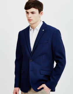 SELECTED Willis Blazer Blue mens
