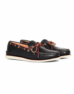 SPERRY Gold Cup One Eye Boat Shoe Navy mens