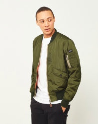 Schott Light Padded MA-1 Bomber Jacket