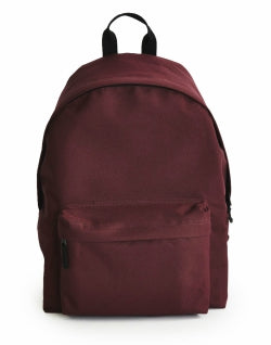 THE IDLE MAN Mens Backpack Burgundy