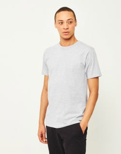THE IDLE MAN Premium Mens Classic T-Shirt Grey