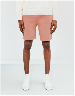 THE IDLE MAN Sweat Shorts Pink Mens