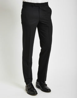 THE IDLE MAN Tuxedo Trousers in Slim Fit mens
