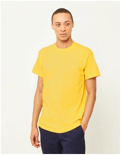 THE IDLE MANClassic T-Shirt Yellow Mens