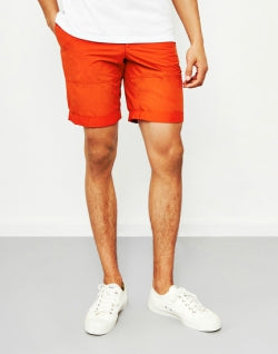 THE NORTH FACE Black Label Mountain Short Orange mens