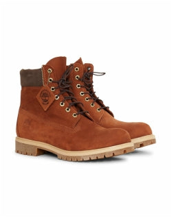 TIMBERLAND 6 Premium Boot Brown Mens