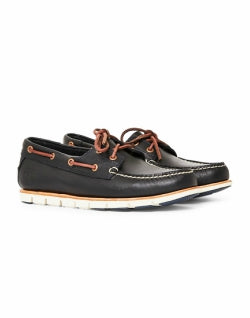 TIMBERLAND Tidelands Boat Shoe Navy mens