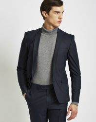 The Idle Man Skinny Fit Suit Men