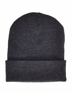 The Idle Man grey beanie