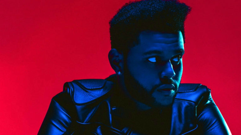 The Weeknd Starboy Mens Style Leather Jacket