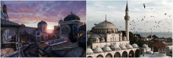 UNCHARTED Istanbul
