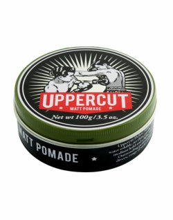 UPPERCUT DELUXE Uppercut Matt Pomade Black mens