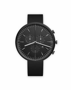 Uniform Wares - M42 Chronograph Watch Black