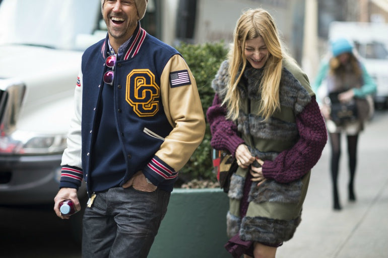 The Best Mens Varsity Jackets And How To Style Them