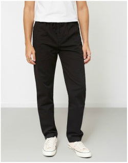 WAX LONDON Alston Chinos Black Mens