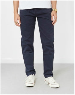 WAX LONDON Alston Chinos Navy Mens