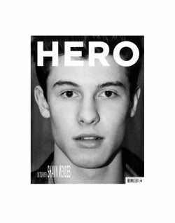 WHITECIRC BOOKS Hero Magazine