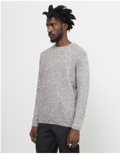 WOOD WOOD Zachary Sweater Grey Mens