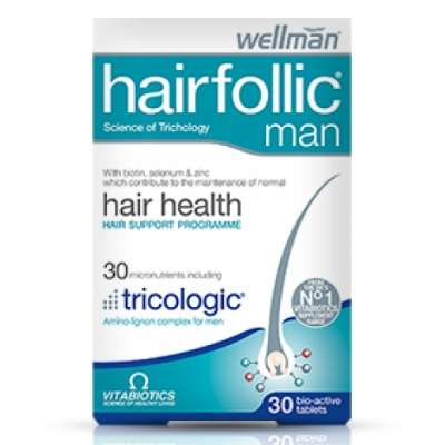 Wellman - Hairfollic Man