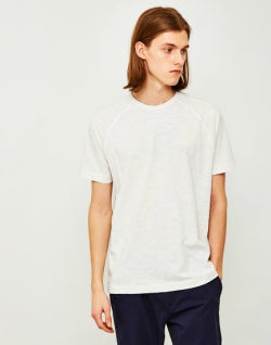 YMC Mens white t-shirt