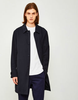 YMC Poly Mac Navy mens