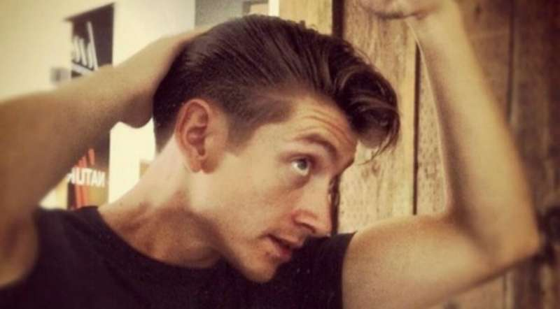 Stupendous How To Get Alex Turners Hairstyle Natural Hairstyles Runnerswayorg