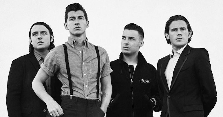 arctic monkeys album 2018