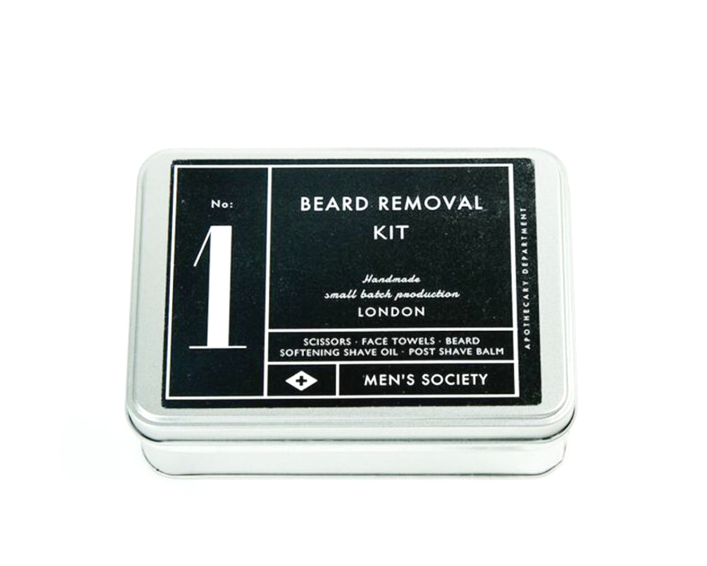 beard removal mens society beard lotion