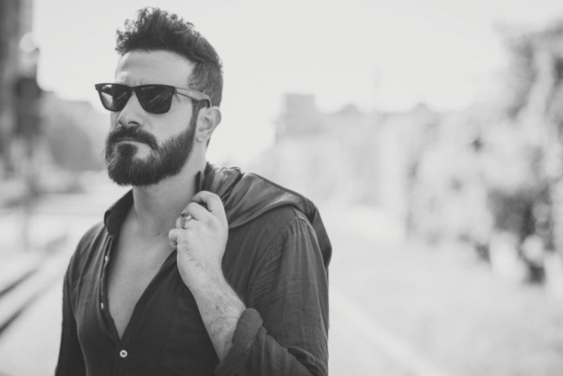beards and moustache for men