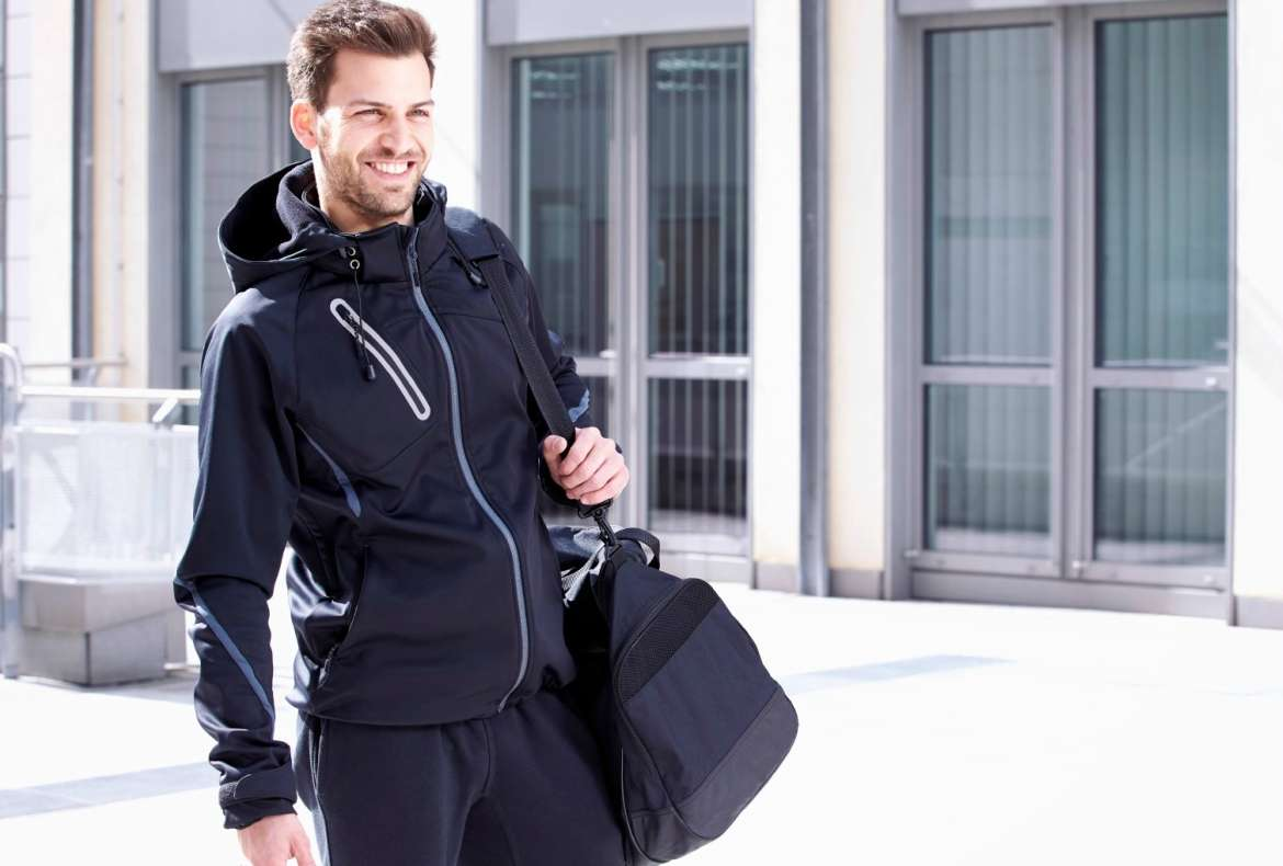 best gym bags for men black duffle bag for men