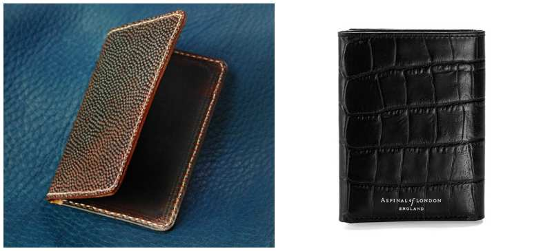 best mens leather wallets mitchell leather