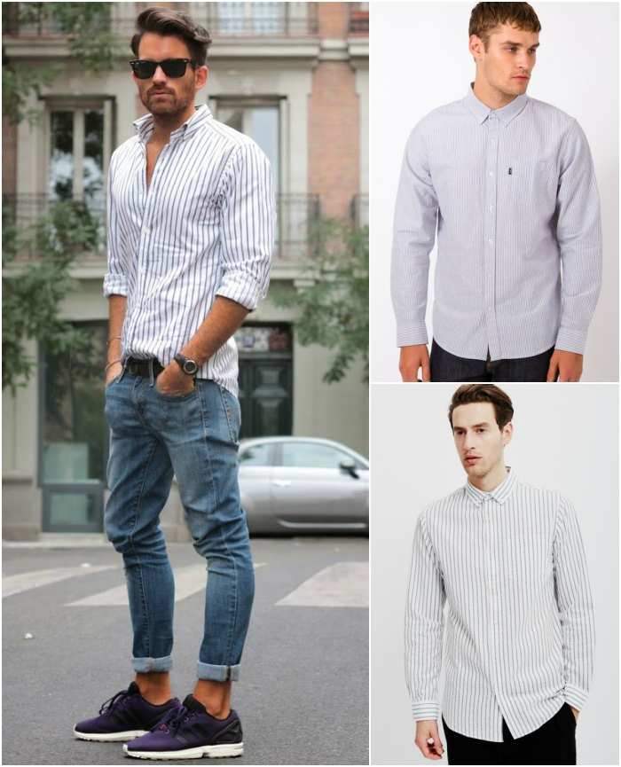 best shirts for body type short guys