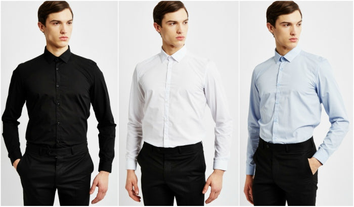 best shirts for body type slim fit skinny guys