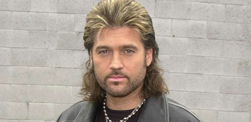 billy ray cyrus mullet worst haircuts for men hairstyles