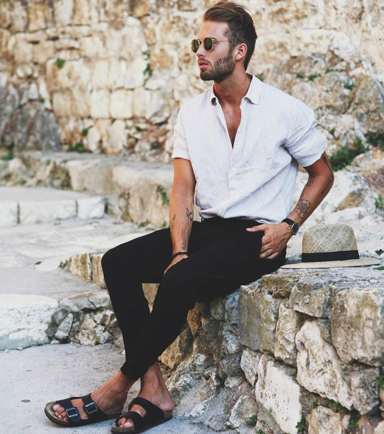 The Best 5 Sandals for Men