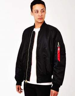 black alpaha industries jacket mens