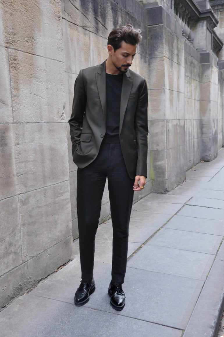 black-trousers-jumper-blazer-street-wear-smart-casual