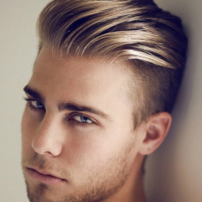 How To Perfectly Slick Back Hair