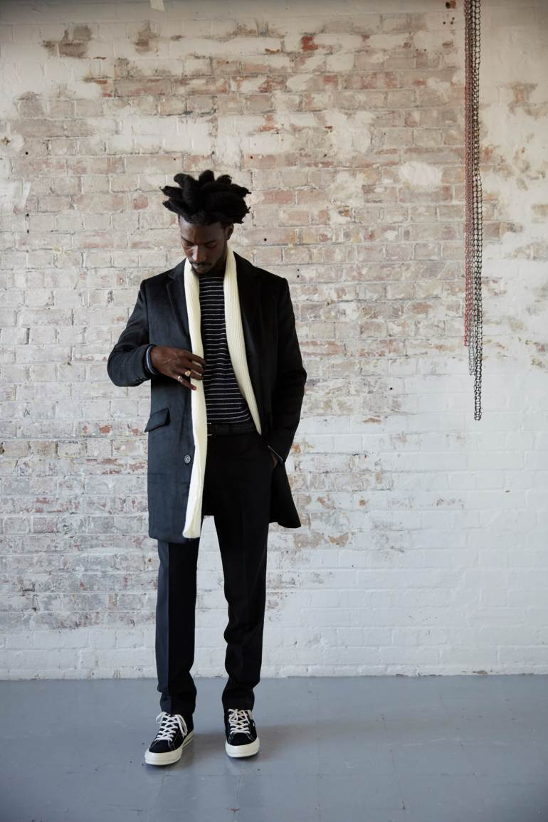 casual tailoring the idle man suit lookbook