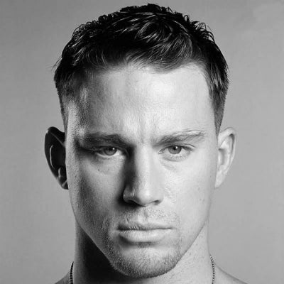 channing tatum crew cut